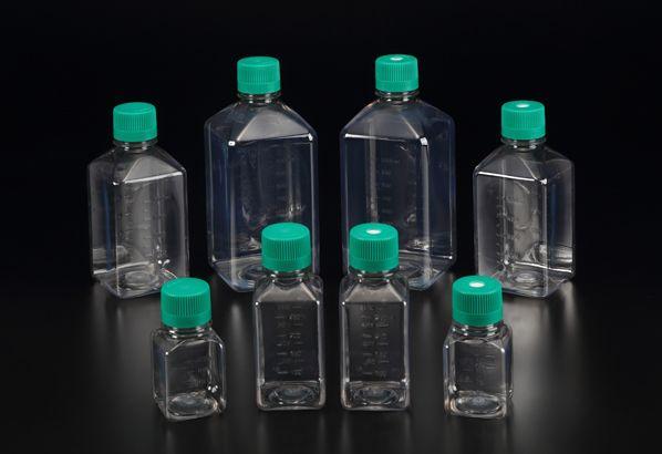 Cell Culture Square Bottle