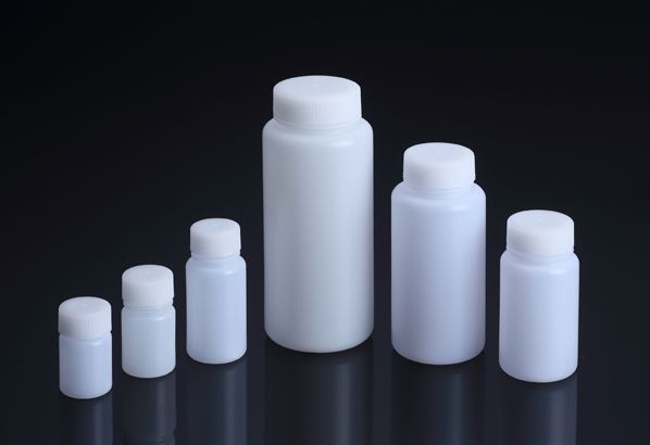 Wide-Mouth Bottle HDPE